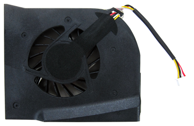 Replacement laptop fan HP COMPAQ Pavilion DV6000 DV6100 DV6200 DV6400 DV6500 DV6700 (4PIN, 1 AIR OUTLET)